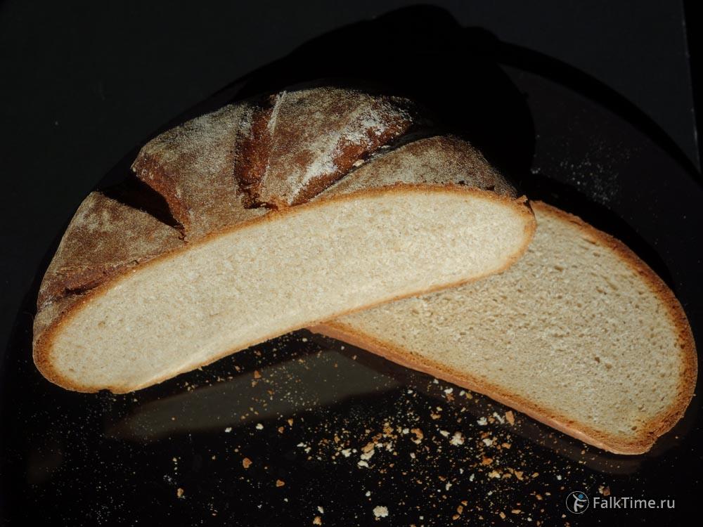 Ржаной хлеб, рецепт