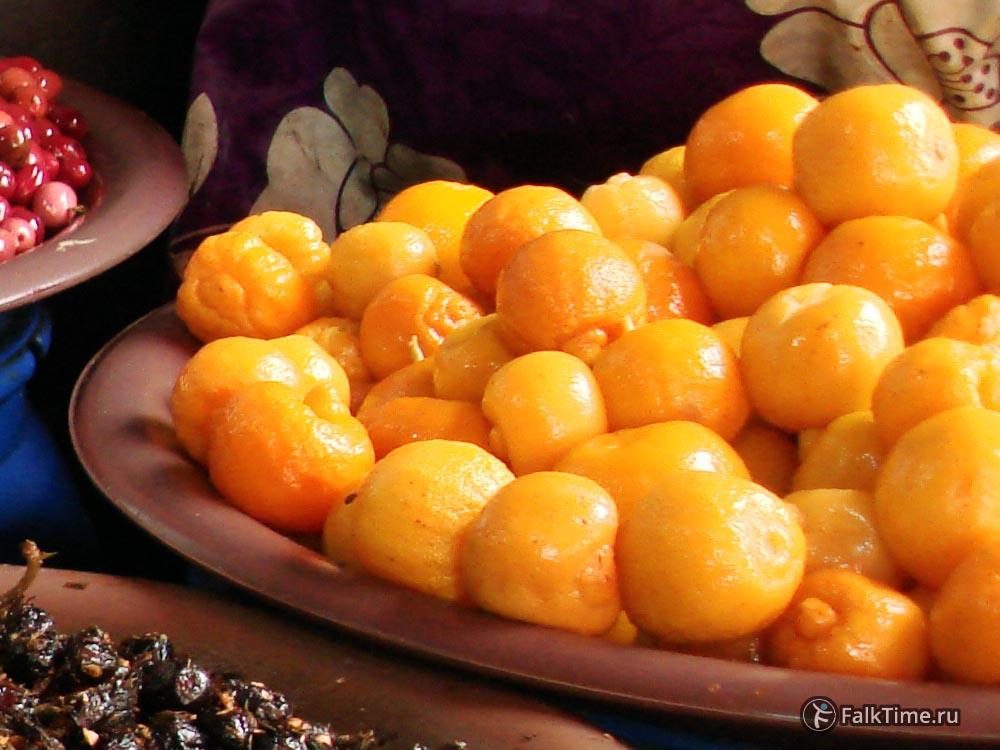 Солёные лимоны в Касабланке