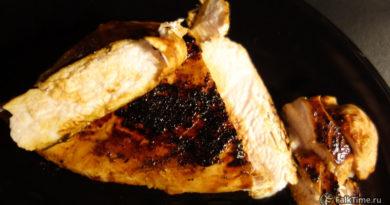 Сочная куриная грудка, рецепт