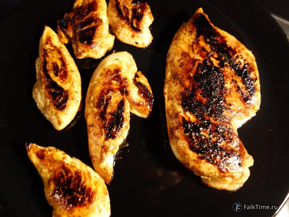 Готовое куриное филе