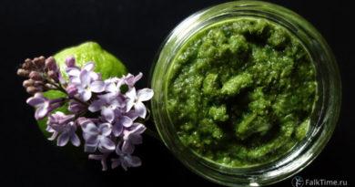 Зелёная карри-паста